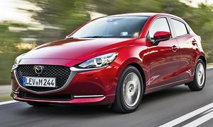 Mazda2 Skyactiv-G 90 Mild-Hybrid
