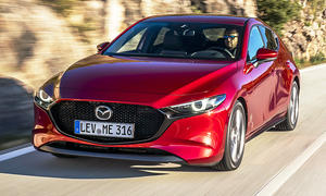 Mazda3: Test