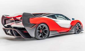 McLaren Sabre (2021)