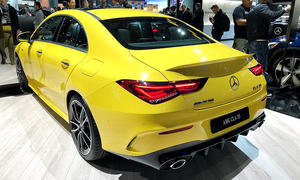 Mercedes-AMG CLA 35 (2019)