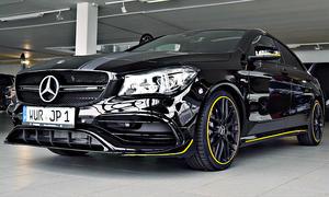 Mercedes-AMG CLA 45 für Joni von JP Performance