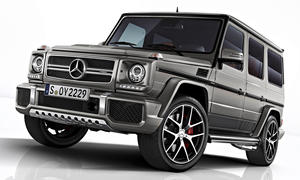 Mercedes-AMG G 63 Exclusive Edition (2017)