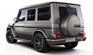 Mercedes-AMG G 65 Exclusive Edition (2017)