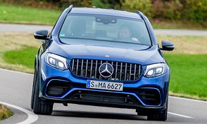 Mercedes-AMG GLC 63 (2017)
