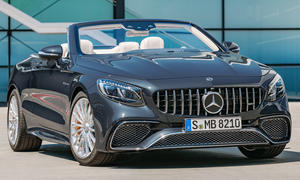 Mercedes-AMG S 65 Cabrio Facelift (2017)
