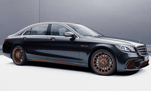 Mercedes-AMG S 65 Final Edition (2019)