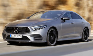 Mercedes CLS 350 d 4Matic