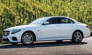 Mercedes E 300 de: Diesel-Hybrid im Test