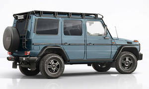 "Mercedes G-Klasse ""Limited Edition"""