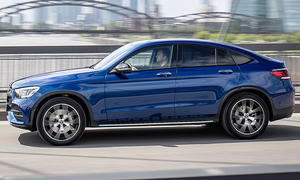Mercedes GLC 300 4Matic Coupé