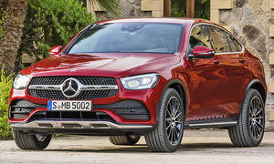 Mercedes GLC Coupé Facelift (2019)