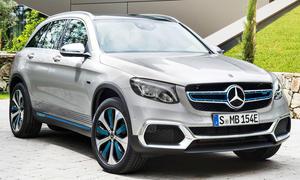 Mercedes GLC F-Cell (2018)
