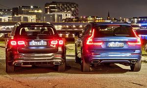 Mercedes GLC/Volvo XC60