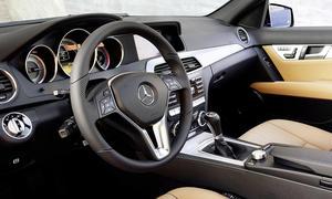 Mercedes-Handschaltung
