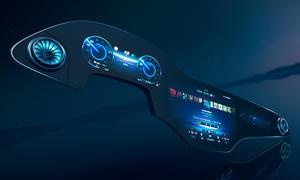 MBUX & Hyperscreen (2021)