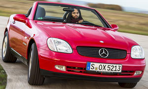 Mercedes SL 320/SLK 230 Kompressor: Vergleich