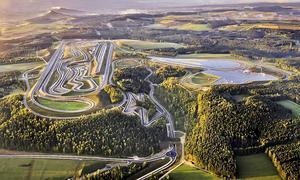 Mercedes-Testzentrum Immendingen