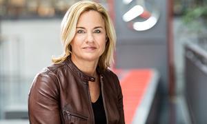 Mercedes-Vertriebsvorstand Britta Seeger