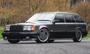 Mercedes 300 TE AMG: