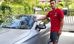 Mercedes-AMG S 63 Coupé von Mesut Özil