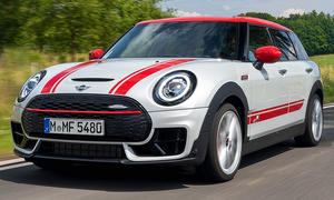 Mini JCW Clubman Facelift (2019)