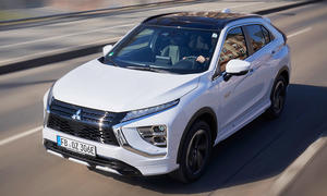Mitsubishi Eclipse Cross Facelift (2021)