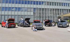 Hyundai Kona/VW T-Cross/Opel Mokka/Nissan Juke/Mazda CX-3