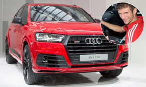 Audi SQ7 Thomas Müller