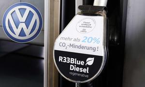 Neuer Kraftstoff von VW