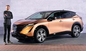 Nissan Ariya (2021)