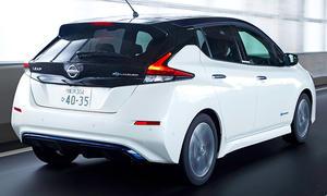 Nissan Leaf (2017)