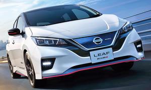 Nissan Leaf Nismo (2018)