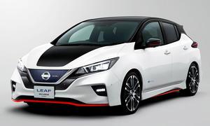 Nissan Leaf Nismo Concept (2017)