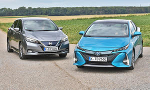 Nissan Leaf/Toyota Prius
