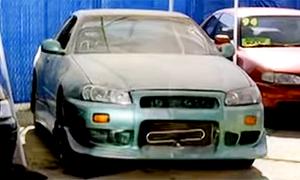 Nissan Skyline GT-R R34: 2Fast 2Furious