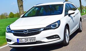 Opel Astra Sports Tourer 1.4 Ecotec CNG