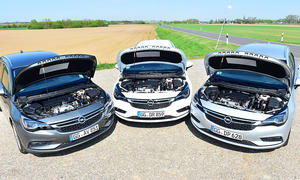 Opel Astra Sports Tourer CDTi/Ecotec/Turbo