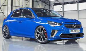 Opel Corsa GSi (2022)