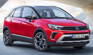 Opel Crossland Facelift (2021)