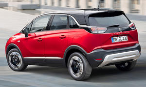 Opel Crossland Facelift (2021)