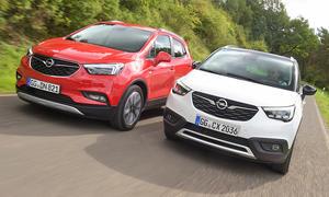 Opel Mokka X/Opel Crossland X
