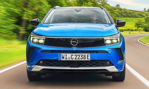Opel Grandland Facelift (2021)