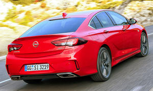 Opel Insignia GSi (2018)
