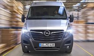 Opel Movano Facelift (2019)