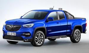 Opel Pickup