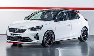 Opel Corsa F von Irmscher