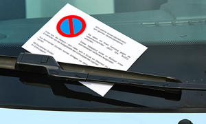 Parken im eingeschränkten Halteverbot