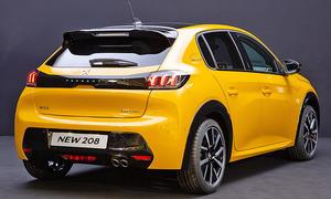 Peugeot 208 (2019)