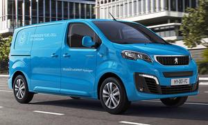 Peugeot e-Expert Hydrogen (2021)