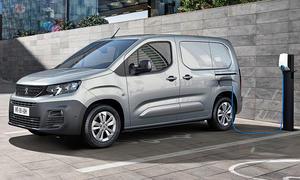 Peugeot e-Partner (2021)